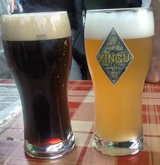 Xingu Beer (Swassermatrose) Tags: bier bierglas bonn bierbrsen 2016 xingubier xingu brasilianischesbier