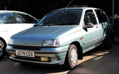 J279 CEX (2) (Nivek.Old.Gold) Tags: 1991 renault clio rt 14 5door
