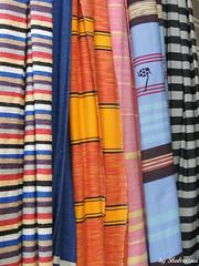 Colors of Marrakech (Shahrazad26) Tags: marokko maroc morocco fabrics colors couleurs colours farben kleuren