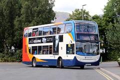 15684 PX60BEJ Stagecoach North West (busmanscotland) Tags: 15684 px60bej stagecoach north west px60 bej scania n230ud ad enviro 400 e400 cumberland motor services