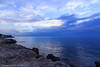 White & Blue (Antonio Ciriello PhotoEos) Tags: mare sea seascapes paesaggi marini paesaggimarini summer estate icesea ice ghiaccio blue blu white bianco scogli rocks cliff nuvole clouds sanvito puglia san vito taranto apulia italia italy cloudy nuvoloso canoneos600d eos600d 600d rebelt3i riflessi reflections tokina 1116 tokina1116