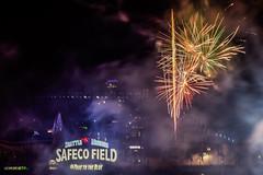 _DSC0754 (marilynwe) Tags: 2016 becca chris family marinersgame rebecca safecofield turnerfamily fireworks