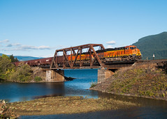 BNSF At Stevenson (PNW Rails Photography) Tags: stevenson washington unitedstates