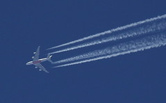 A380 (GSairpics) Tags: ek uae emirates a380 a388 aircraft aeroplane airplane aviation transport travel ott dot flyover frankfurt germany