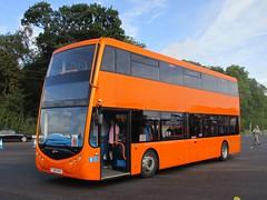 Lloyds Coaches YJ65EPU Donington Park Circuit attending Showbus 2016 (1280x960) (dearingbuspix) Tags: preserved demonstrator optare showbus showbus2016 yj65epu lloydscoaches lloyds optaremetrodecker