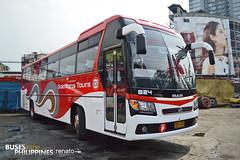 Buses in the Philippines - Goldtrans Tours 824 (pantranco_bus) Tags: mb mercedesbenz dm12 delmontemotorworksinc dimasalangbus manilabus philippinesbuses goldtranstours bitp bitp2006 busesinthephilippines