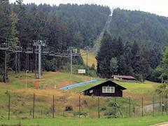 Ski Centrum. (topzdk) Tags: treeclimbing summer 2016 czechrepublic ski slope lanovy park