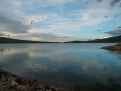 Panguitch Lake (Fizzik.LJ) Tags: utah lake usa spring ut clouds panguitch unitedstates us