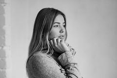 DSCF3489 (KirillSokolov) Tags: girl portrait ru russia fujifilm fujifilmru xt2 mirrorless kirillsokolov2016 kirillsokolov ivanovo    daylight     bw  fujinon5612