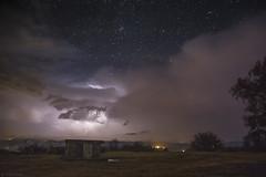 Errance passagre au Mont Gargan (Prsage des Vents) Tags: montgargan foudre clair orage toile hautevienne alex