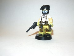 Undercover CIA operative (Yappen All Day Long) Tags: eclipse mod force desert lego cia tan knife tiny strike agent coming beret spectre mods undercover tanto m9 operative tactical specter leggo berretta brickarms brickforge roaglaan eclipsegrafx moddification
