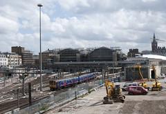 Kings X station under development. (RhinopeteT) Tags: kingsx