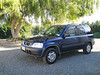 1996 Honda CR-V (russelljsmith) Tags: blue newzealand vacation holiday tree green car honda wheels 1996 nz whit suv blac rood crv 77285mm
