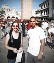 mj and kieran at piazza san marco in venice (Rex Montalban Photography) Tags: venice italy europe piazzasanmarco hss rexmontalbanphotography sliderssunday