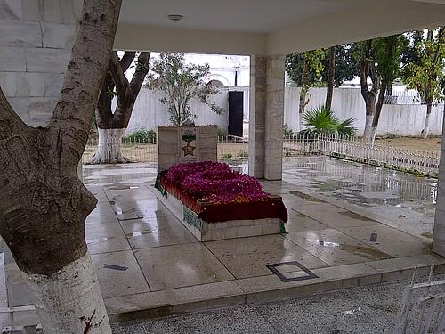 Major Aziz Bhatti Shaheed - Grave
