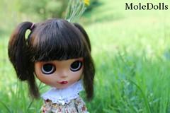 Blythe Custom Doll N.34 by MoleDolls