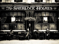 "The Sherlock Holmes, London • <a style=""font-size:0.8em;"" href=""http://www.flickr.com/photos/44919156@N00/7561163852/"" target=""_blank"">View on Flickr</a>"