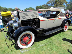 1928 Stearns-Knight F-85 Roadster (DBerry2006) Tags: antiquecar concours concoursdelegance stearnsknight 1920scars marinsonomaconcours