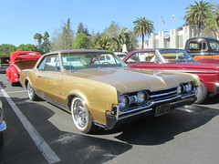 Oldsmobile Cutlass - 1967 (MR38) Tags: 1967 oldsmobile cutlass ocar