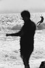 kitesurfing summer sessions, one is rolling his lines, one is still playing, santa cruz, june 2012 [#024621] (Jeff Merlet Photography) Tags: ocean california leica sea portrait sky usa santacruz sun kite film beach water silhouette sport analog 35mm blackwhite whitewater published surf afternoon pacific wind 21 action outdoor surfer background board iii horizon wave sunny kitesurfing spray line riding negative 400 surfboard 135 rider kitesurf smack kiting 2012 fogbank visoflex shorebreak foma rpl kiteboarder arista leicam6ttl offthelip aristaeduultra400 fomapan400 201206 scphoto richardphotolab thelanetowaddell jeffmerletphotography photojeffmerletcom r0246 rpl0789 024621 telyt40068