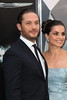 Tom Hardy and Charlotte Riley 'The Dark Knight Rises' New York Premiere at AMC Lincoln Square Theater