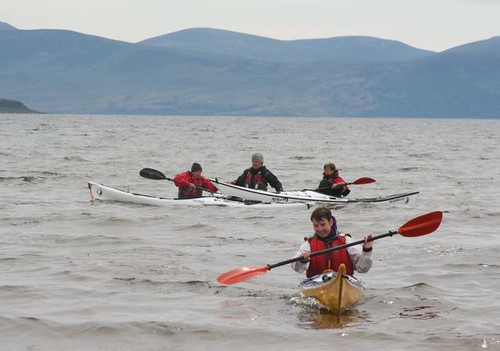 Scottish Womens Sea Kayaking 37
