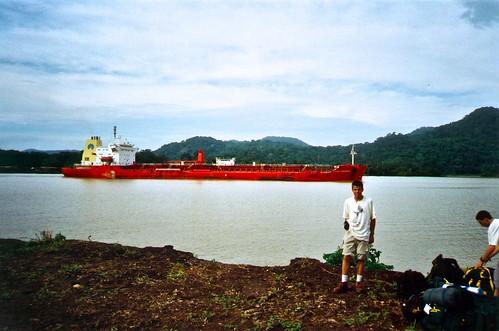 029 - Gamboa. Campamento junto al Canal de Panamá.