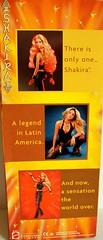 Loca (napudollworld) Tags: fashion doll ebay body barbie scene pop latin singer shakira purchase mattel fever sensation