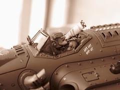 Ork Dakkajet (HALLOW33N!) Tags: airplane miniatures 40k warhammer orks warhammer40k gamesworkshop bommer