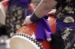 Eisa festival in Shinjuku -  (turntable00000) Tags: festival japan photography tokyo dance shinjuku drum sony stock 365 moment    eisa gettyimages 2012 takashi nex  kitajima turntable00000 366okinawa