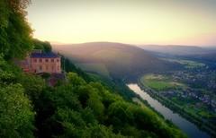 Die Klause (Pixsaar) Tags: sommer natur berge aussicht wandern klause saar felsen rheinlandpfalz kastelstaadt premiumwanderweg kastelerfelsenpfad