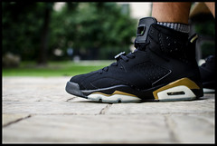 WDYWT: DMP VI (LSean) Tags: 6 black shoe gold moments you air wear jordan pack sneaker what did sole six today 2008 vi collector niketalk dmp defining solecollector vixi wdywt