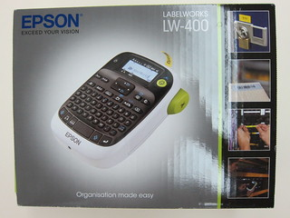 Epson LabelWorks LW-400