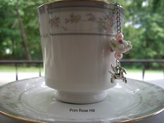 pegasus tea (Prim*Rose*Hill) Tags: tea infuser teaball