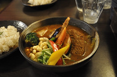 Samurai Soup Curry (Ricardobtg) Tags: food japan soup sapporo nikon pics curry samurai d90