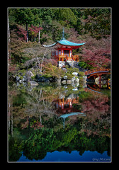 Temple Island (mclain5798) Tags: nature japan temple pond nikon kyoto culture    hdr highdynamicrange nikkor18200mm d7000