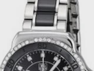 83d6598af69 Cheap Tag Heuer Women s WAH1312.BA0867 Formula 1 Black Dial Dress Watch  (wa245658)