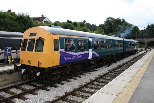 Train for film / tv location