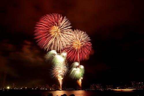 Tokyo Bay Great Fireworks 2012 -東京湾大華火祭