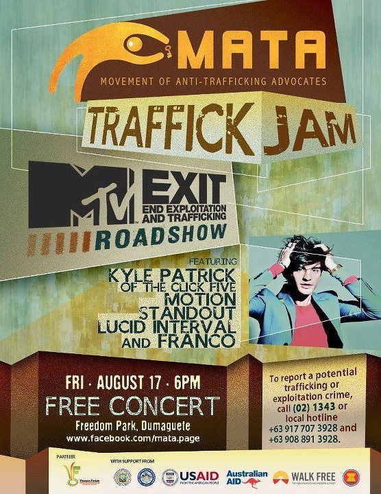 FREE CONCERT - MTV EXIT ROADSHOW featuring Kyle Patrick of The Click Five