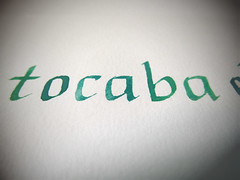 Cancilleresca :: Chancery (Pangrama (daro-b)) Tags: handwriting watercolor calligraphy acuarela daro chancery caligrafa butti pangrama cancilleresca