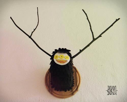 Juan Carlos Paz 的有趣怪獸世界