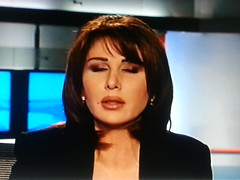 1# The first presenter in the Arabiya   Arab news channel - Ms.  M Al-Ramahi wonderful Women and beautiful  Date 14 August 2012 - تم اخذ الصور عن طريق جهاز سامسونغ اس 3 - من تلفزيون LCD  (103) (Mr_Pictures) Tags: 3 news beautiful wonderful 1 women first 15 august m arab ms date lcd channel من 2012 الصور presenter the اخذ عن تلفزيون تم arabiya طريق اس جهاز سامسونغ alramahi
