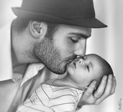 Theo (Ben Heine) Tags: life birthday family famille portrait blackandwhite baby cute art love nature childhood angel blessings photography born early eyes dad peace child hand friendship sweet miracle magic main father small fingers birth dream mother samsung son divine amour gift precious tiny memory newborn wishes forever alive vader theo caring moment care capture motherhood legacy fatherhood naissance bb connection bless complicity maternit existence vie visage meaningoflife fils pre doigts theodor bobas thodore paternit benheine nx20 thankfulblessing theodorheine