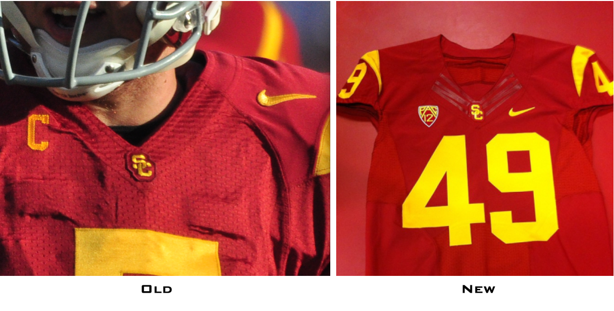NCAA Pac-12 Football Recruiting  Other Uni changes for USC f94010397
