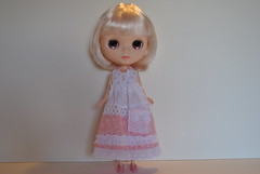 Prudence's new dress