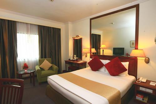 アノーマ ホテル バンコク