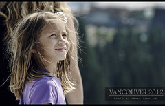 (Fahad Al Hulaibi) Tags: people usa sun canada girl smile look kids vancouver hope kid photograph