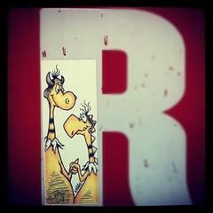 T-MONEY (billy craven) Tags: streetart chicago graffiti sticker handstyles tmoney slaptag uploaded:by=instagram