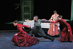 Watch: Jon Bausor on designing for opera and ballet
